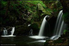 癒しの渓谷 十 ~ Oboro Falls ~
