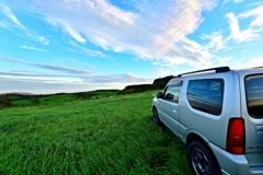 草原の丘を駆け抜けて 2