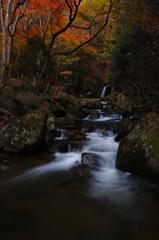 滝川の秋 2.1