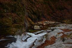 故郷渓谷廻り ~凍てつく背戸の流れ~ 3