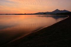 美しき天鏡湖