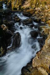 大風の渓 ~ 連なる幾つもの瀧 ~ 2