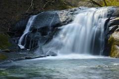雪割の渓 ~ 夫婦滝 ~