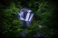 優美緑彩 ~ 奥の滝 ~