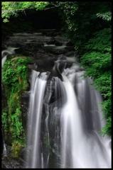 天栄 明神滝 2