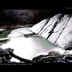 白銀の夏井大岩