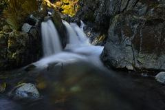大風の渓流 ~ さやかの滝 ~