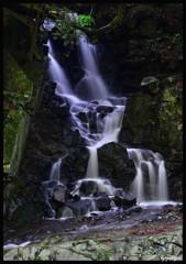 好間川渓谷 八  ~ 幽寂の滝 ~
