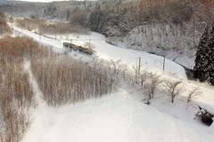 雪景色の朝 VII