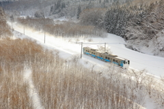 雪景色の朝 VI