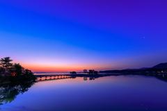 浅所海岸 -夜と朝-