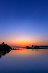 浅所海岸 -日の出-