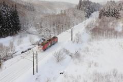 雪景色の朝 VIII