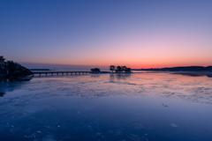 氷結の夜明け前