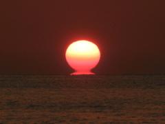 松崎のダルマ太陽