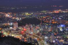 Tokushima the town