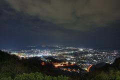Nightview from BIZAN Ⅲ