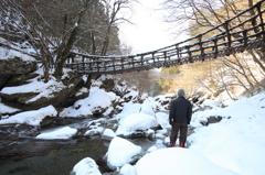 かずら橋と僕