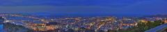 Nightview from BIZAN ver.panorama