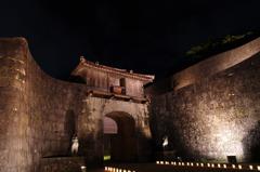 首里城歓会門(かんかいもん)