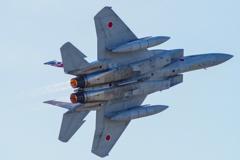 アフターバーナF-15
