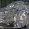 TOYOTA LEXUS LFA Skeleton Model.