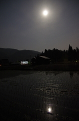 月reflection