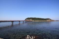 初秋の雄島