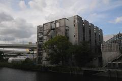 横浜植物検疫所-調査研究部棟
