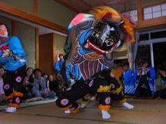 2010年春祭 獅子