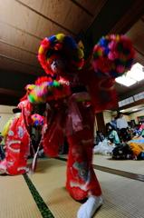2010年春祭 踊り子