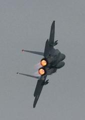 F-15小松航空際にて