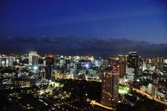 Odaiba area view