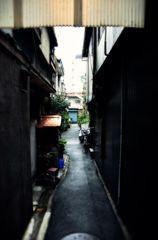 桃谷商店街 路地裏01