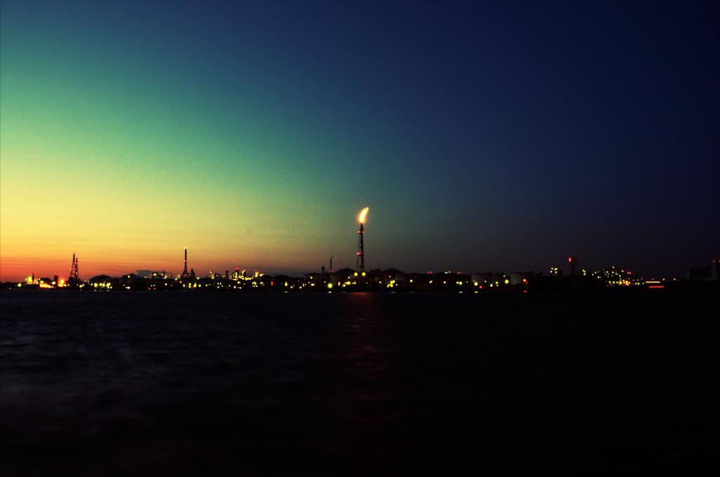 工場夜景02