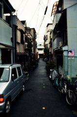 桃谷商店街 路地裏09