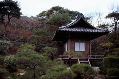 大河内山荘 持仏堂