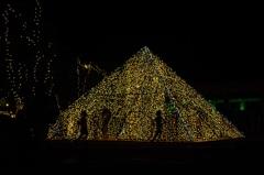 煌めくピラミッド