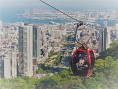 港町神戸の風景
