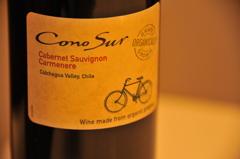 『Cono Sur Cabernet Sauvignon Carmenere』