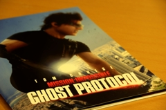 『MISSION:IMPOSSIBLE GHOST PROTOCOL』