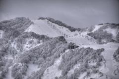 『石打丸山スキー場』