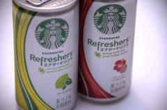 『STARBUCKS Refreshers』