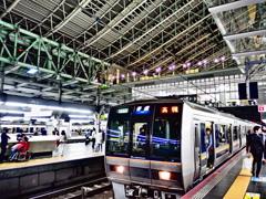 『JR大阪駅』