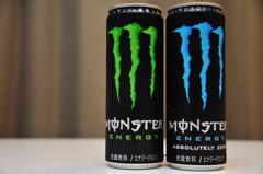 『Monster Energy』