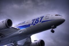 『Boeing 787』