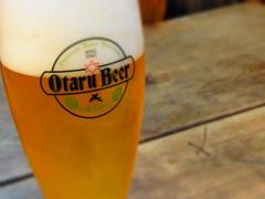 『小樽倉庫No.1 小樽ビール』