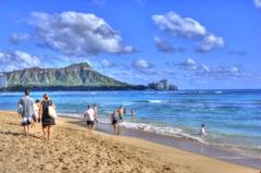 『Waikiki Beach』