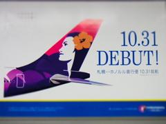 『Hawaiian Airline』