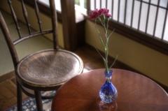 『弥彦温泉 四季の宿 みのや 浪漫館 花瓶』